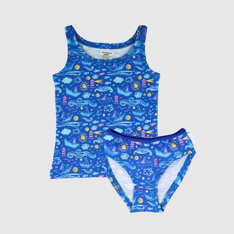 Underwear-Set-Girls LighthouseFun