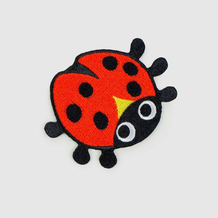 BabaubaBügelPatch BugsBugsBugs