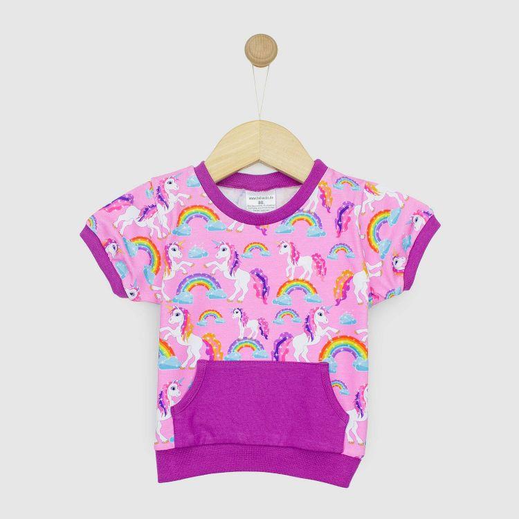 PocketShirt SparklingUnicorns