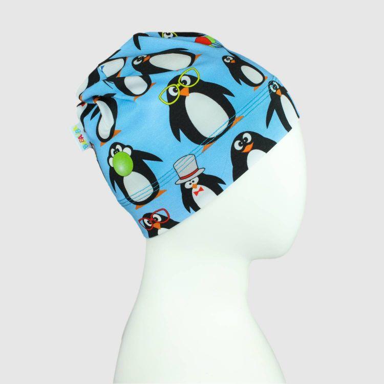 Beanie-ComfyStyle BubbleGum-Pinguine