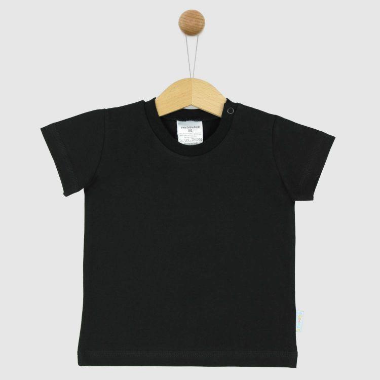 Uni-T-Shirt Schwarz