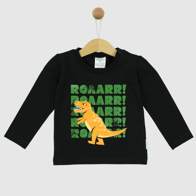 Langarmshirt Hero JungleDinos-Roar