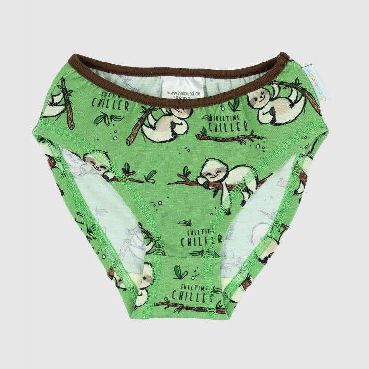 Underpants FulltimeChiller-Olivgrün