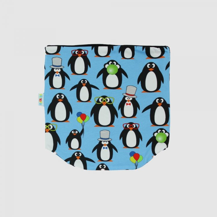 Loop-Schal BubbleGum-Pinguine