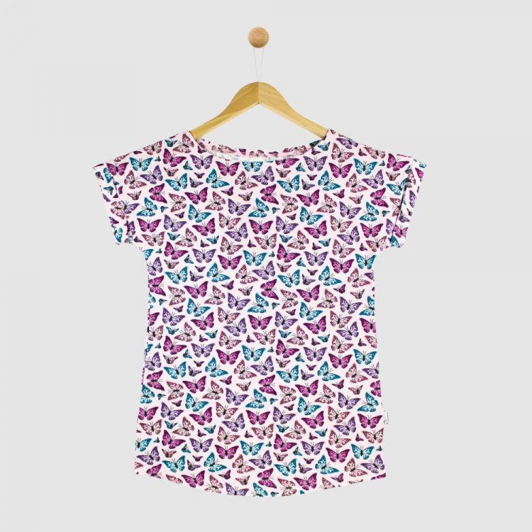 CasualWomanShirt 2.0 GracefulButterflies