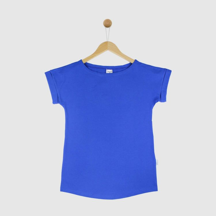 Uni-CasualWomanShirt 2.0 Königsblau