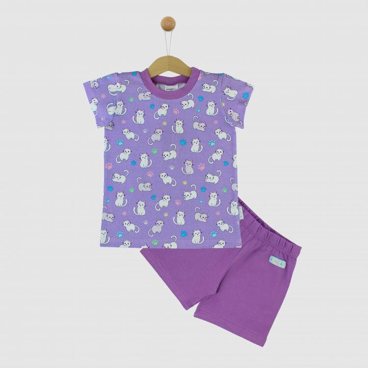 Pyjama-Set-Shortstyle KittyPaws