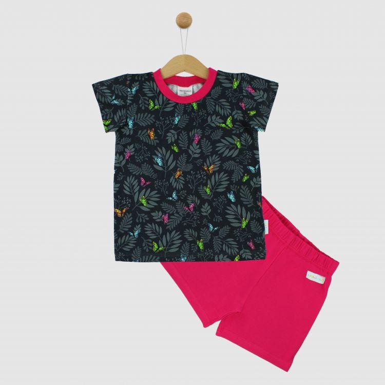 Pyjama-Set-Shortstyle DreamyButterflies