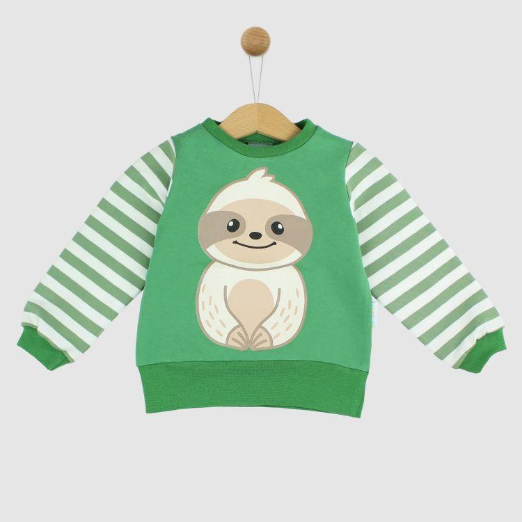 Sweater 2.0 FulltimeChiller-Olivgrün