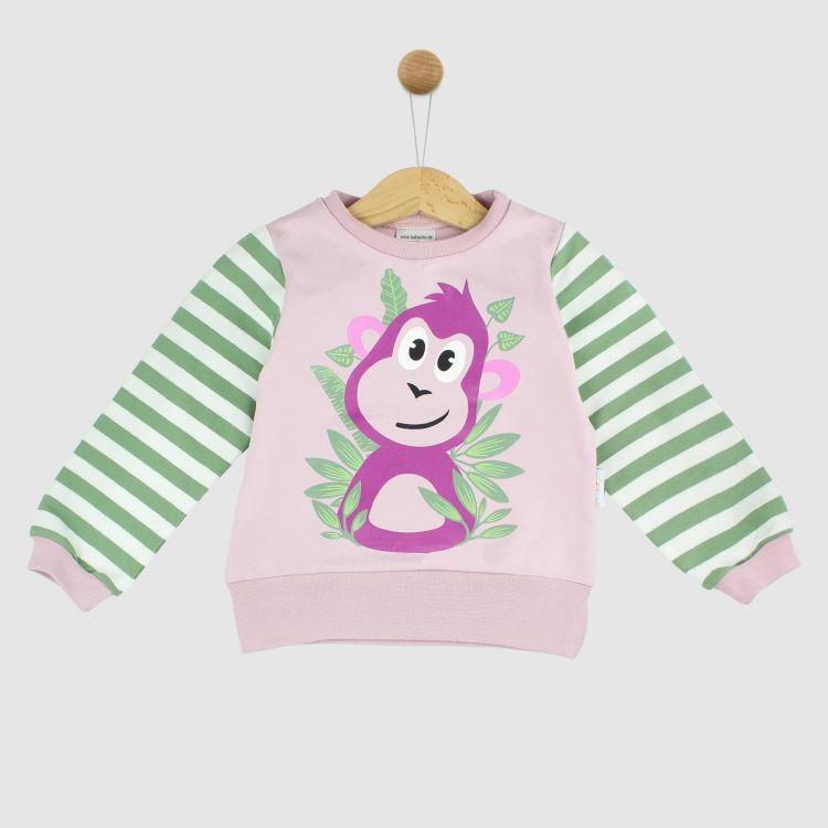 Sweater 2.0 JungleCreatures-Monkey