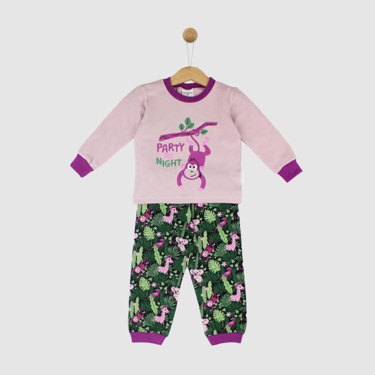 Motiv-Pyjama-Set PrettySafari