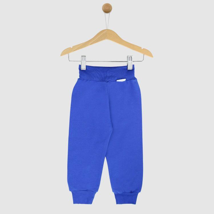 Uni-Sweat-Widepants Königsblau