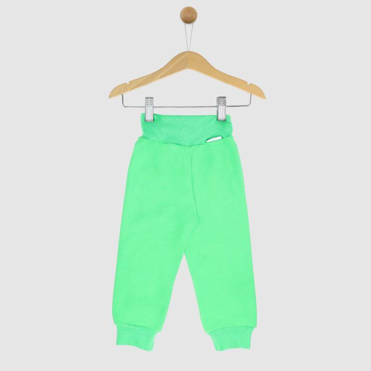 Uni-Sweat-Widepants Grasgrün