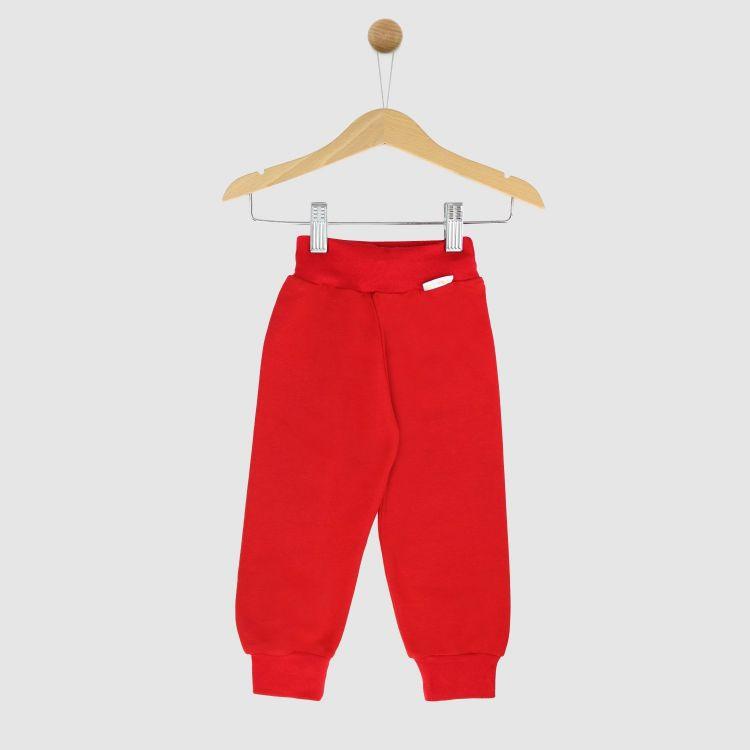 Uni-Sweat-Widepants Rot