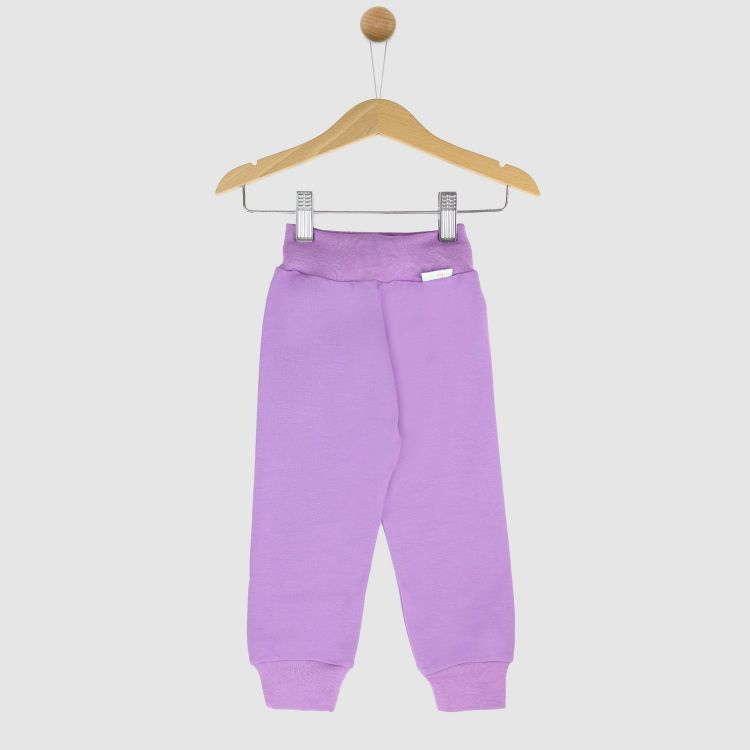 Uni-Sweat-Widepants Lavendel