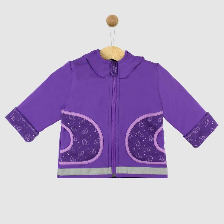 Softshelljacke PurpleUnicorn
