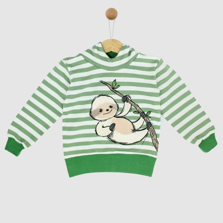 Drachensweater FulltimeChiller-Olivgrün
