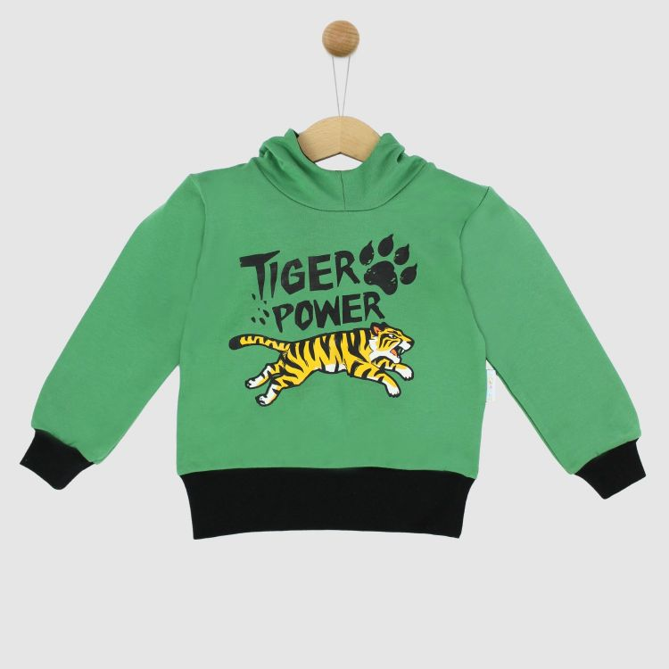 Drachensweater TigerPower