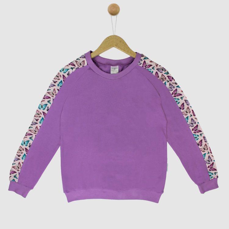 Woman-Pullover GracefulButterflies