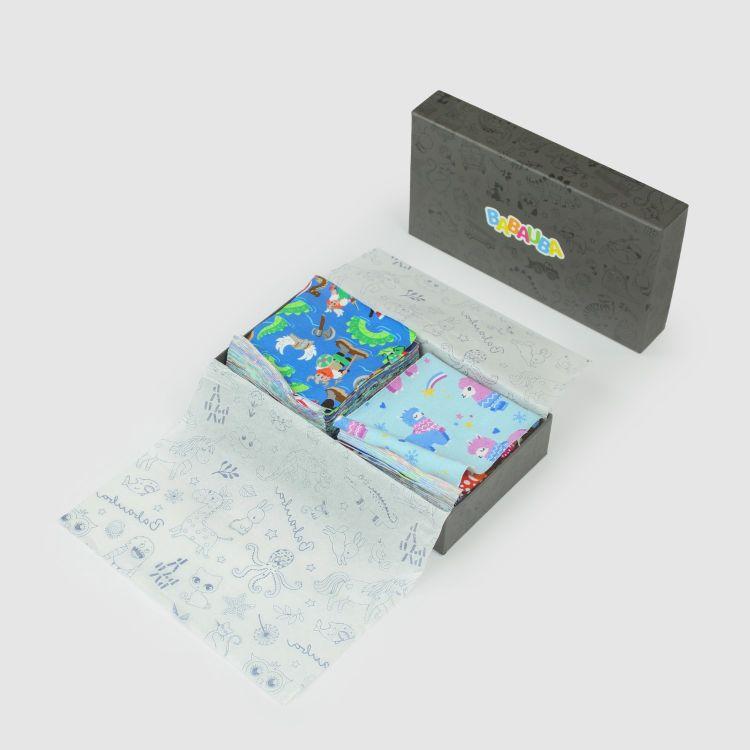 Stoffüberraschungs-Box