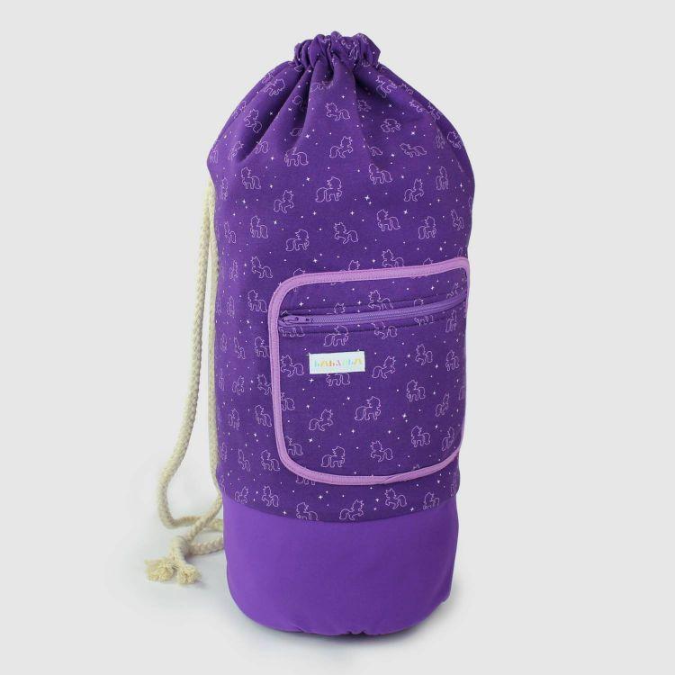 Freizeitbeutel PurpleUnicorn
