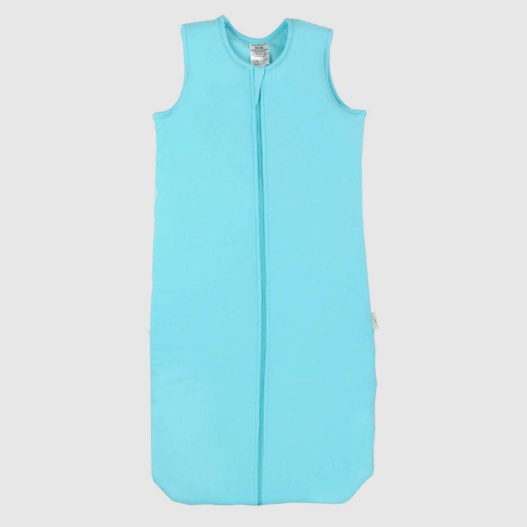 Uni-Schlafsack Babyblau