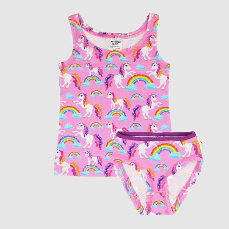 Underwear-Set-Girls SparklingUnicorns