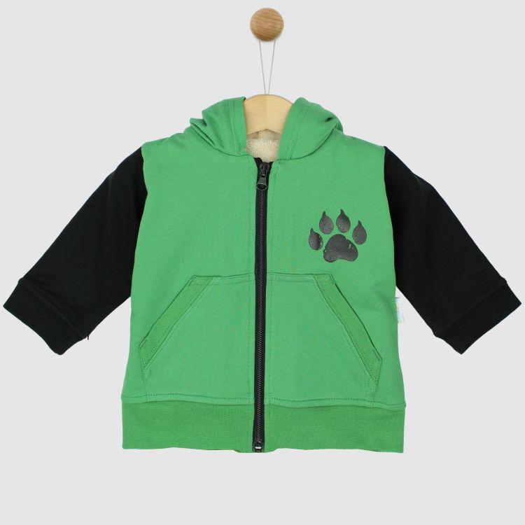 Motiv-Fleece-Hoodie TigerPower