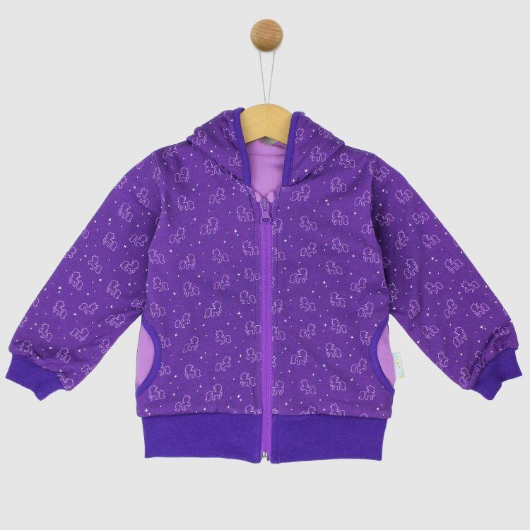 HoodieH3 PurpleUnicorn