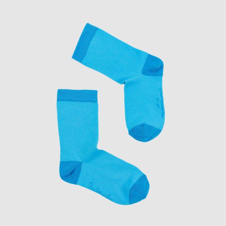 Baby-SockiSocks - Türkisblau