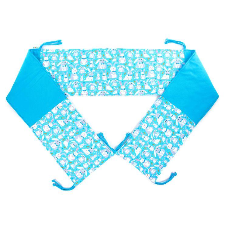 Bett-Nest SweetBunnies-Blue