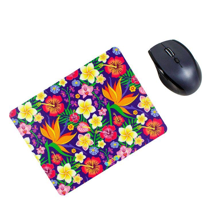 Mousepad HawaiiFlowers