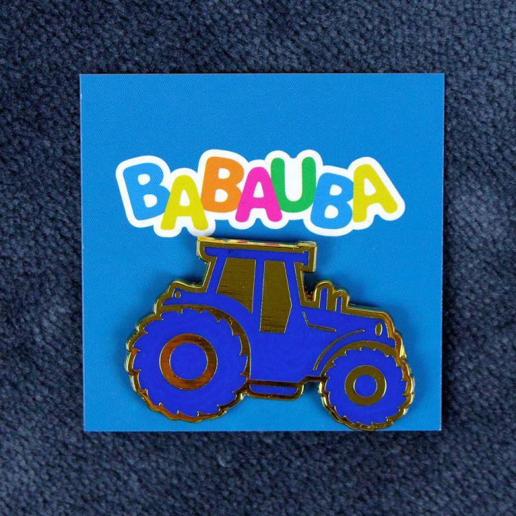 BabaubaPin TractorsAndGears