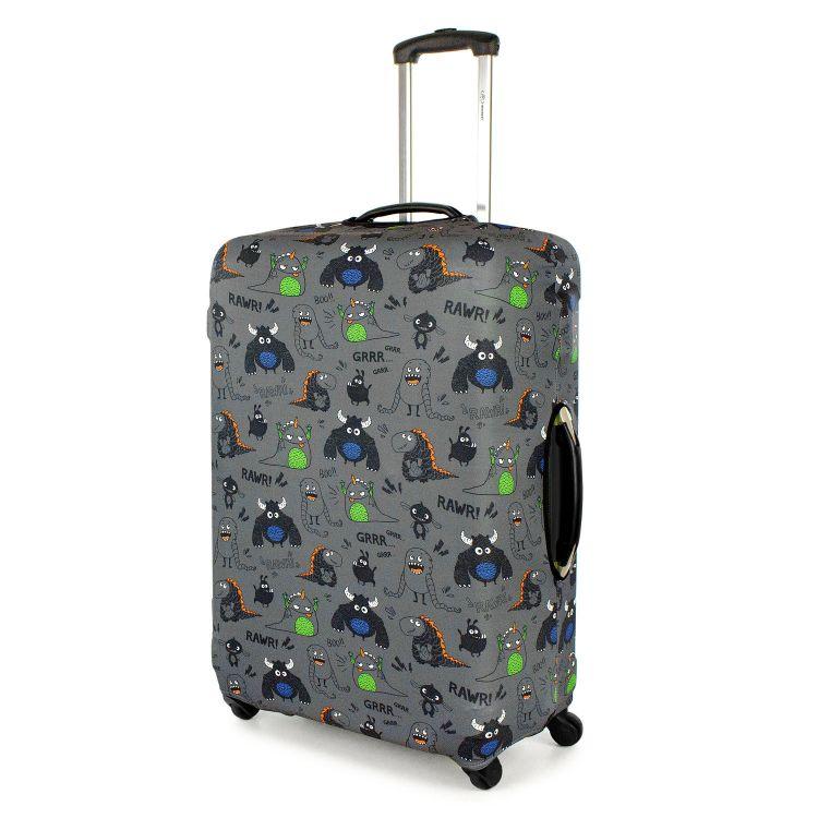 Kofferüberzug CoolMonsters