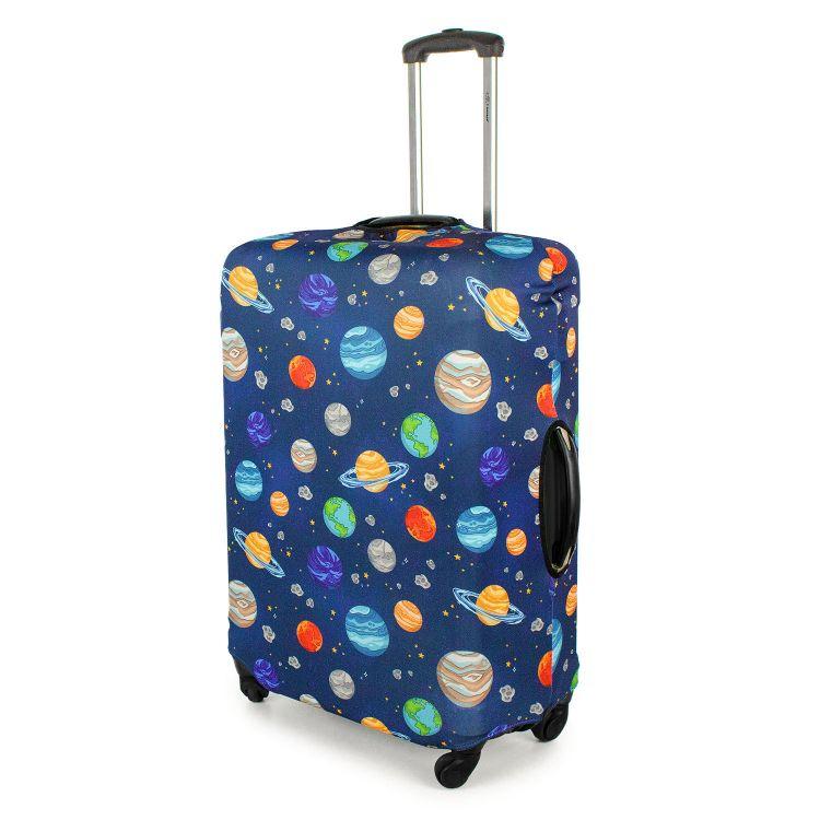 Kofferüberzug BabaubaPlanets