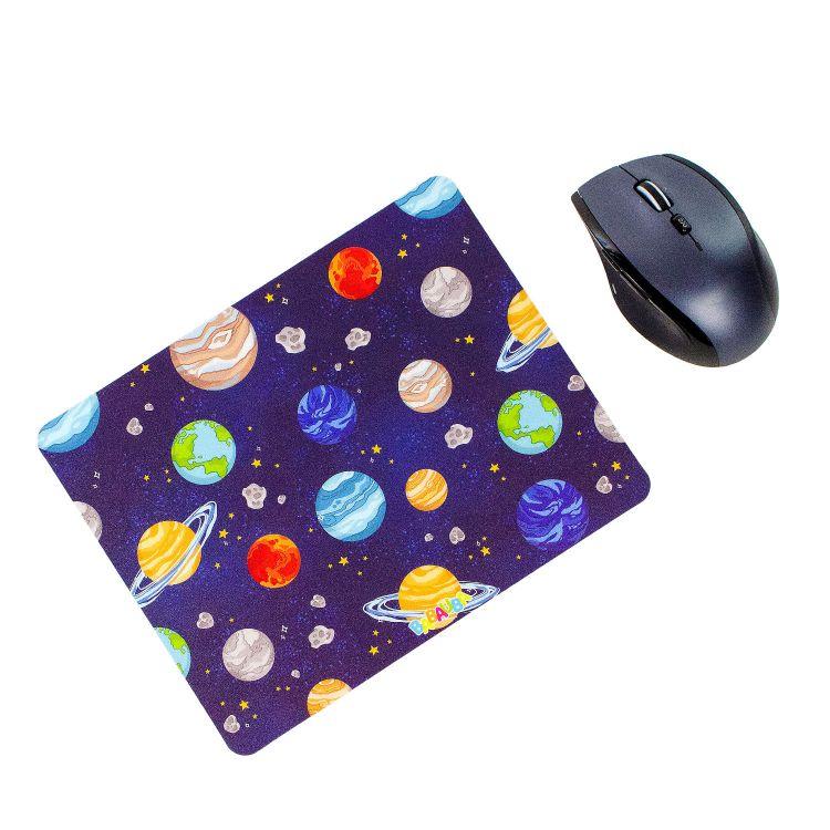 Mousepad BabaubaPlanets