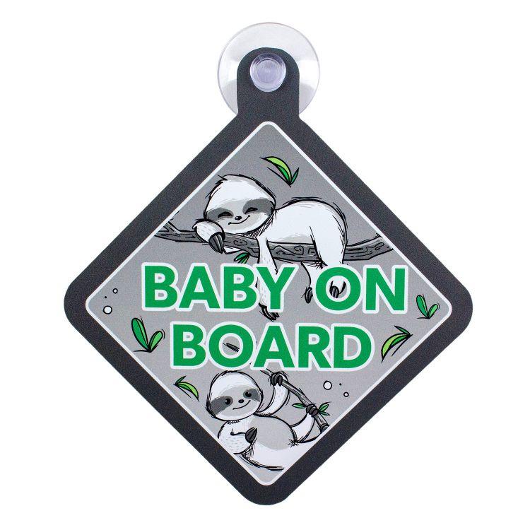 BabyOnBoard FulltimeChiller