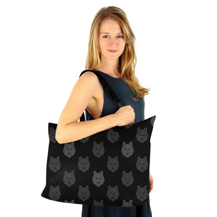 Strandtasche BlackWolf