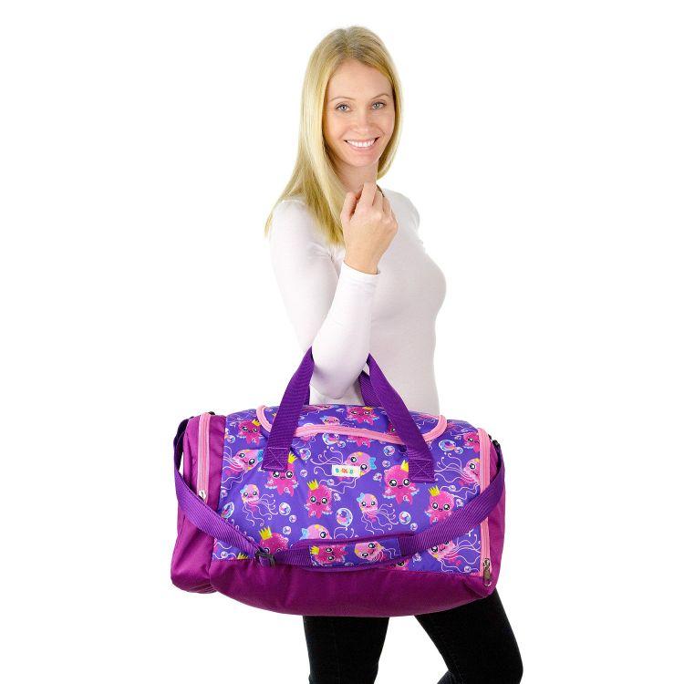 Sporttasche SweetOctopus-Purple