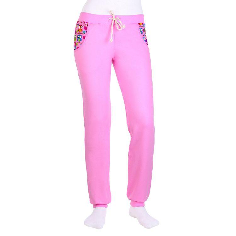 Woman-Jogginghose BabaubaHoots-Pink