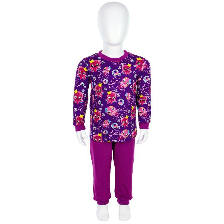 Pyjama-Set SweetOctopus-Purple