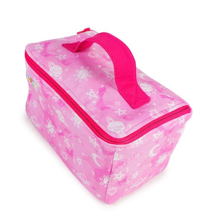 Kulturtasche DreamyGalaxy-Pink