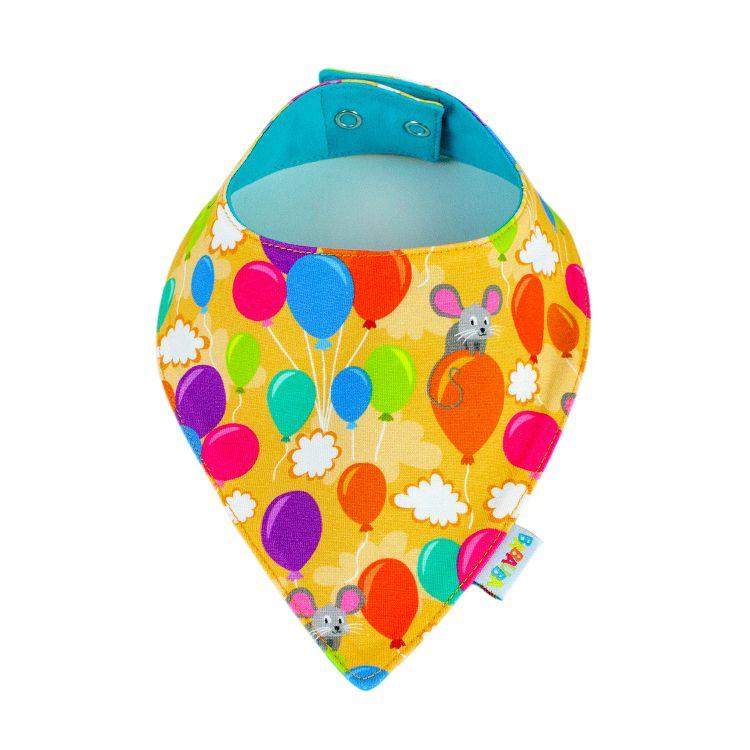 Dreieckstuch - ColorfulBalloons