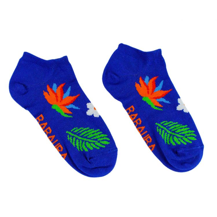 Kids-Sneaker-SockiSocks - HawaiiFlowers