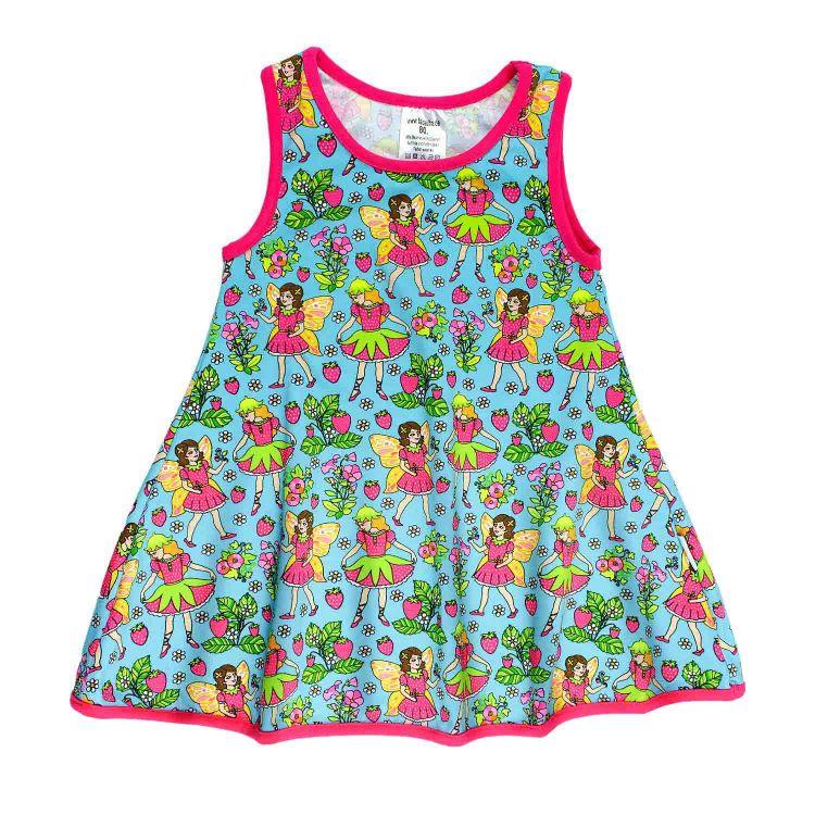 Kids-LittleMissSunshine-Dress - StrawberryFairy