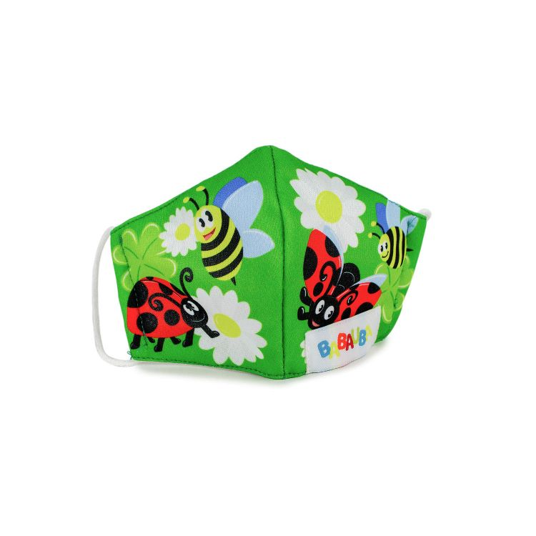PrettyMask für Kinder LadybugsAndBees