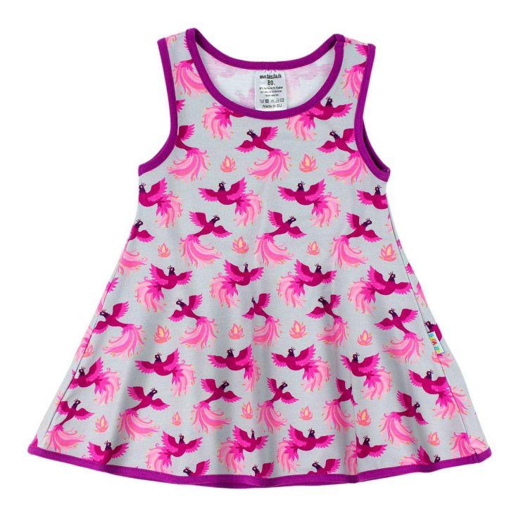 Kids-LittleMissSunshine-Dress - PinkPhoenix