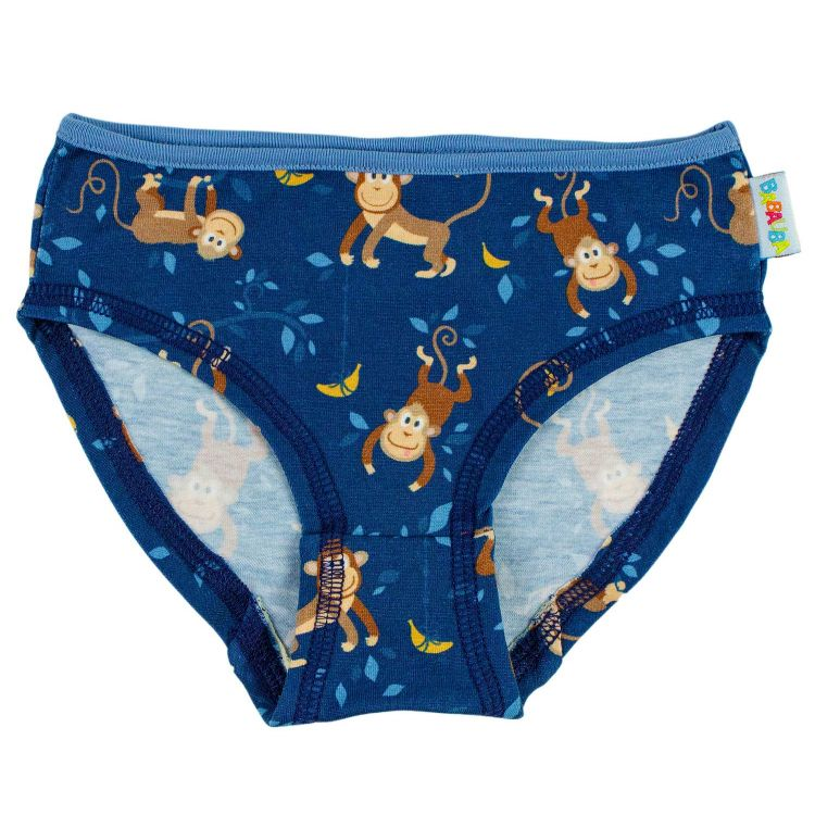 Kids-Underpants - MonkeyBusiness-RauchblauEdition