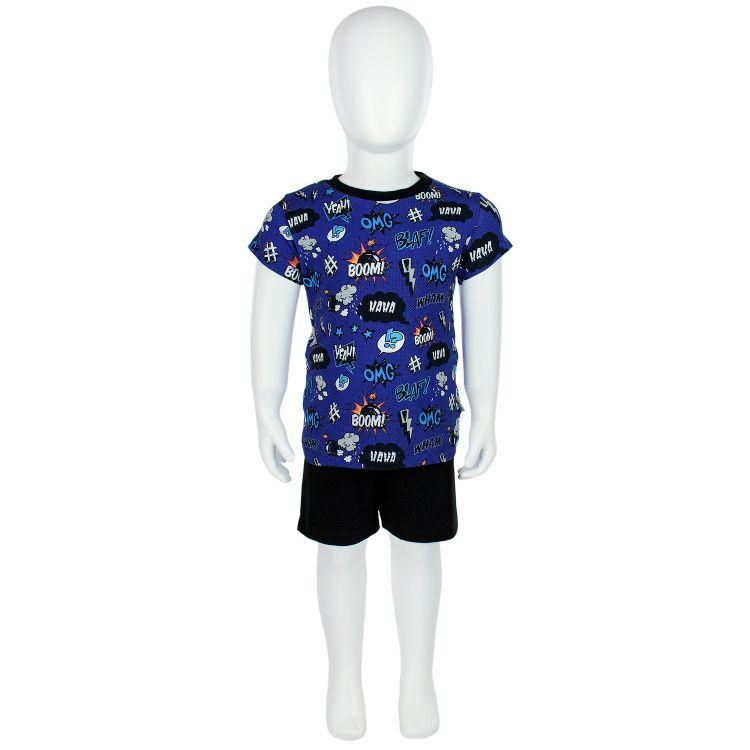 Pyjama-Set-Shortstyle Kaboom