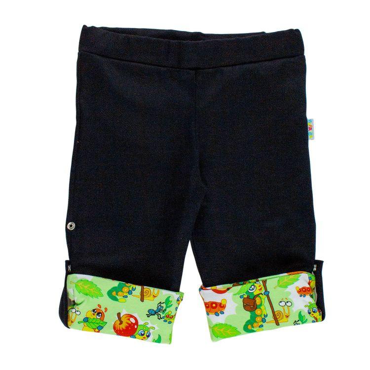 Jeans-Bermuda CaterpillarsAndFriends
